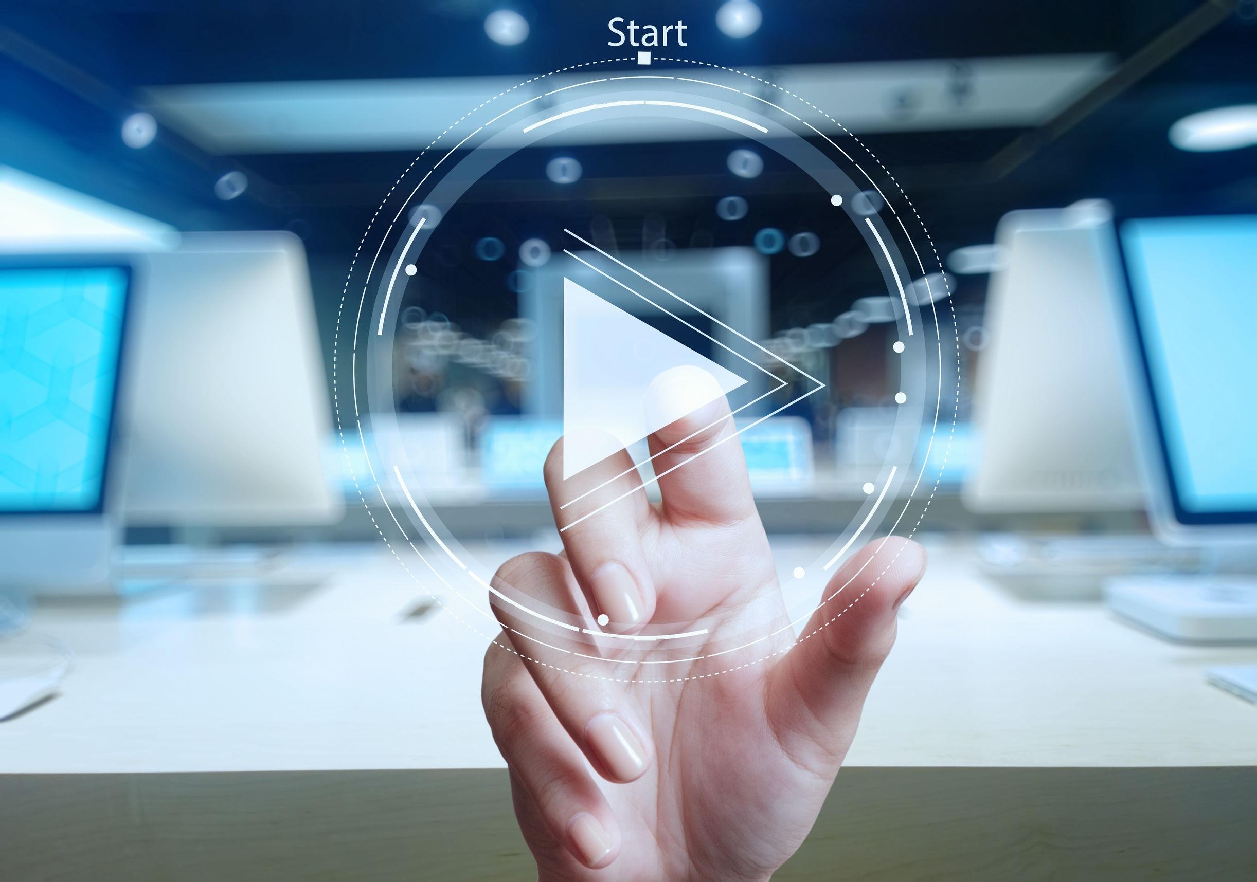 根據最新調查多數行銷人員表示,影音內容作為行銷工具變得越來越重要